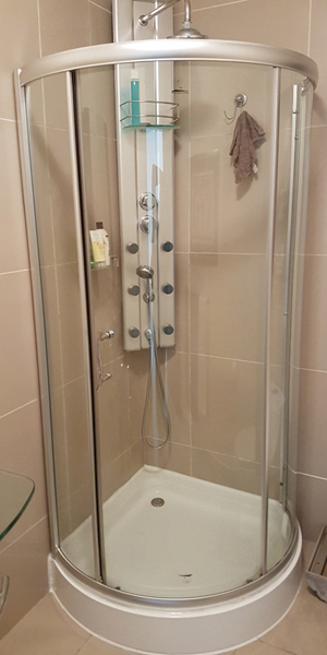 Bathroom Doors Cape Town shower doors - gallery - pro-fit installations